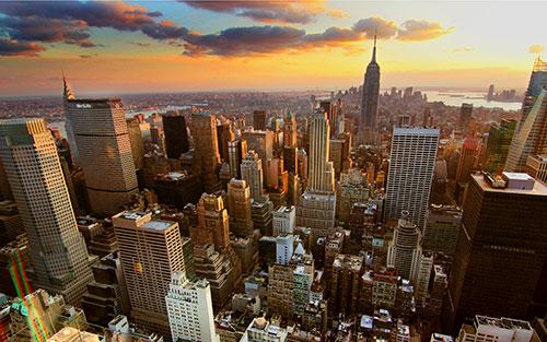 آسمانخراش های شهر نیویورک