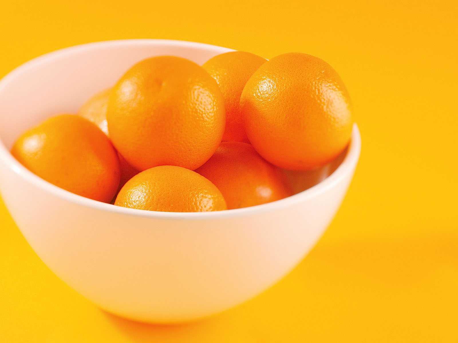 والپیپر پرتقال