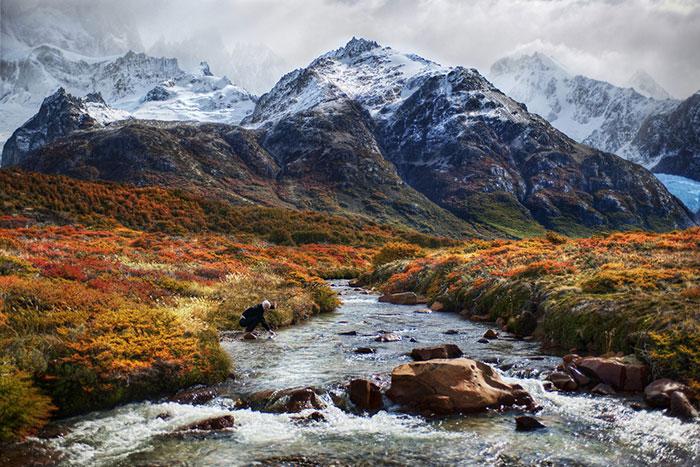 عکس مناظر قشنگ و با کیفیت جهان