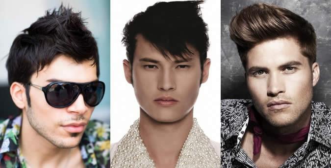 مدل مو برای صورت های گرد و پهن