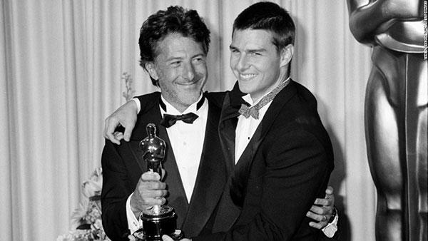 داستین هافمن و تام کروز