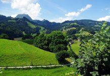 عکس طبیعت سوییس