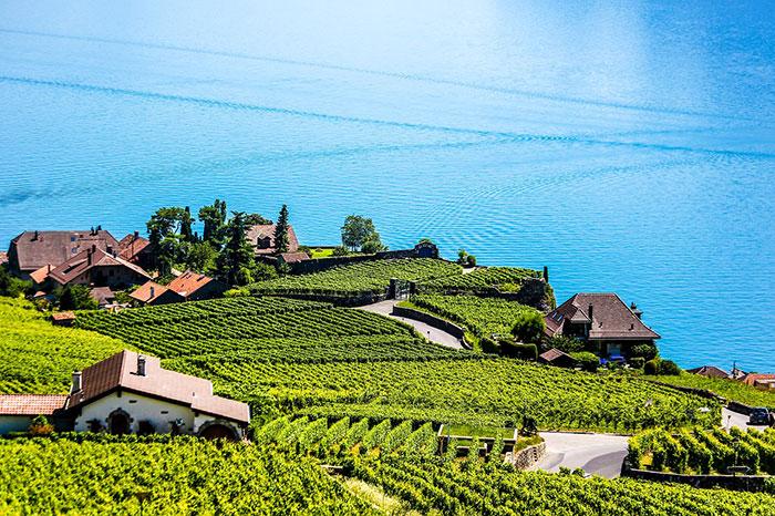 عکس طبیعت سوئیس