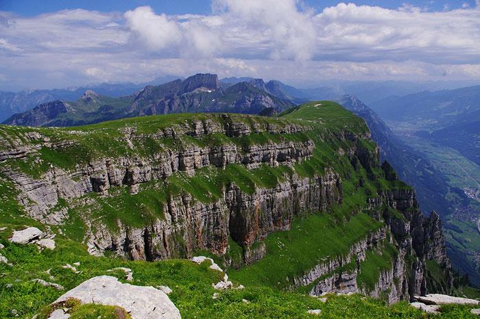 طبیعت رویایی سوییس