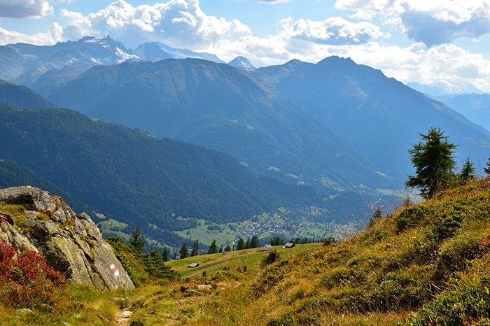 طبیعت سوییس