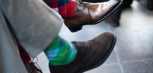 شما دوست دارید چه نوع جورابی بپوشید؟