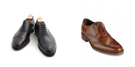 کفشهای آکسفورد