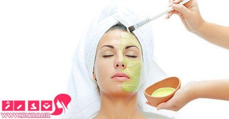شفاف سازی و جوانی پوست با ماسک آلوئه ورا و چای سبز