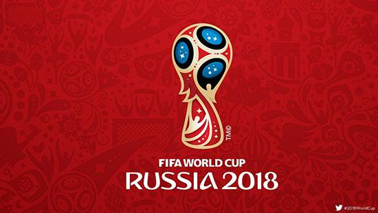 عکس پروفایل لوگوی جام جهانی 2018 روسیه