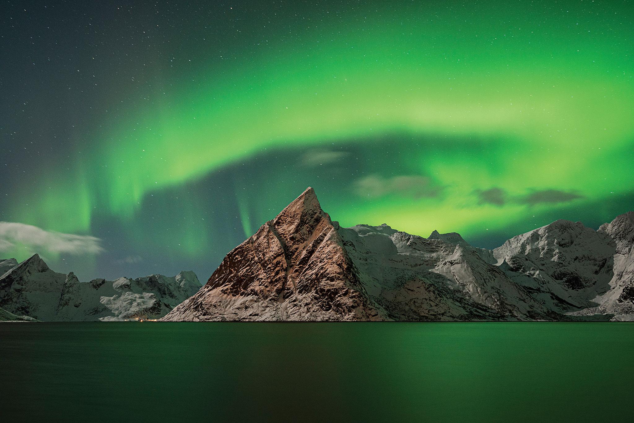 عکس طبیعت نروژ