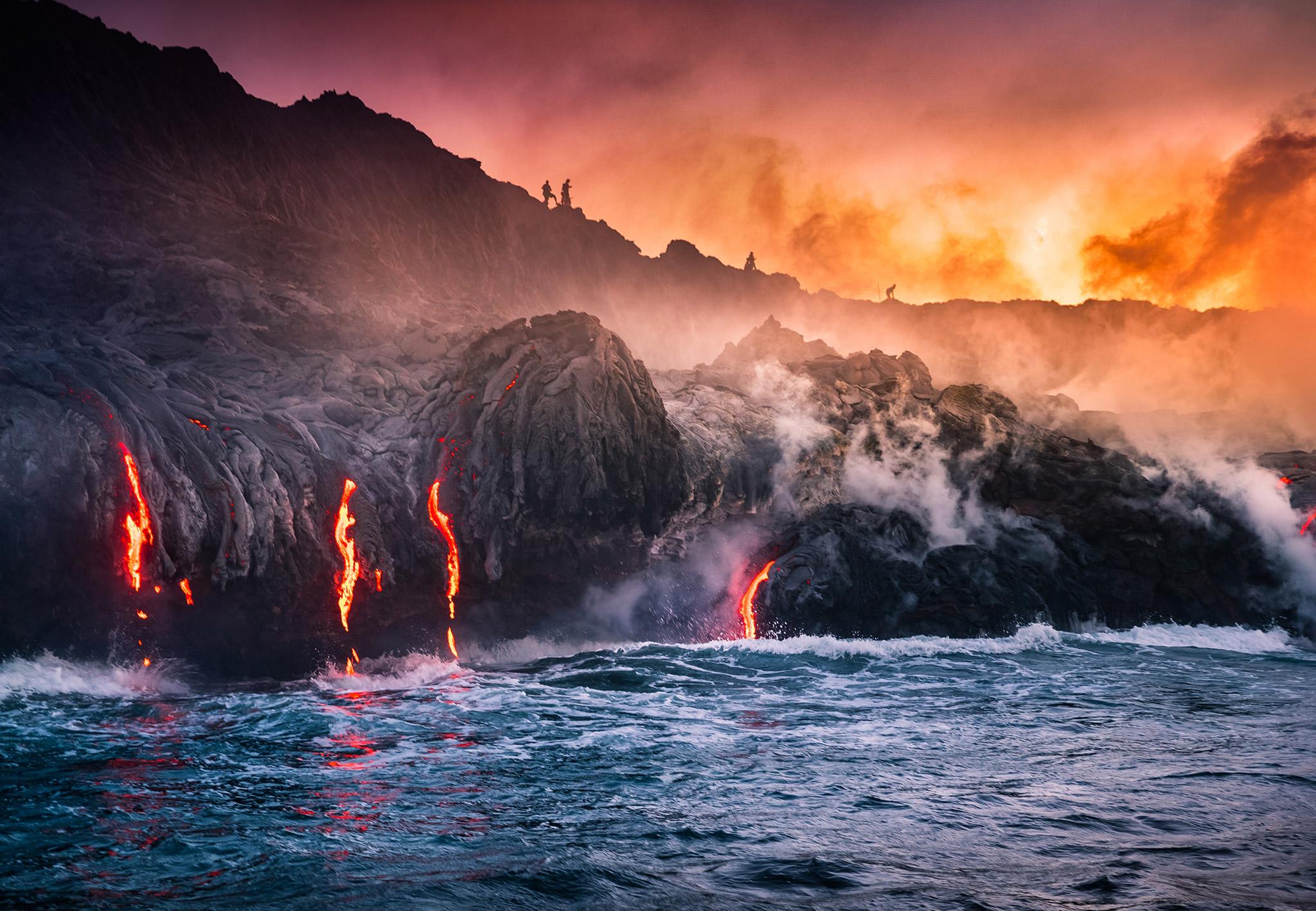 عکس طبیعت هاوایی