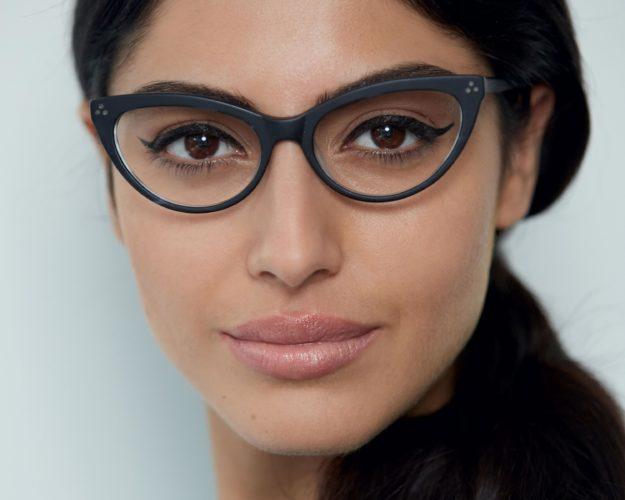 آرایش مخصوص زنان عینکی