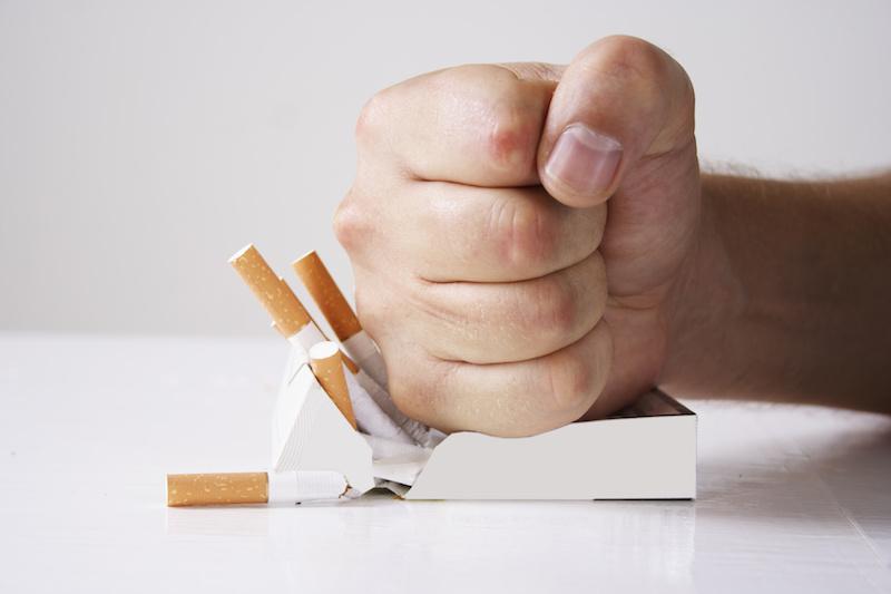 راه های ترک سریع سیگار
