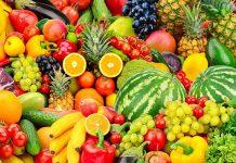 میوه های مناسب بدنسازی
