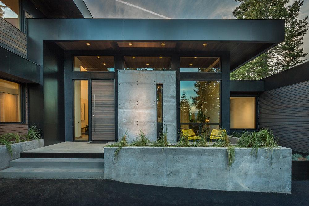 خانه مدرن