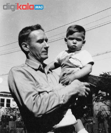 استیو جابز در کودکی