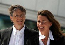 بیل گیتس و همسرش ملیندا