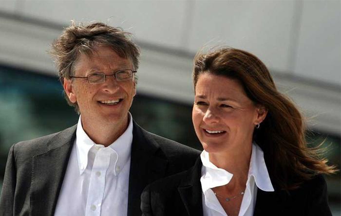 بیل گیتس و همسرش ملیندا , ملیندا فرنچ گیتس