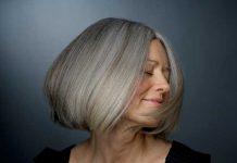 رنگ موی سفید
