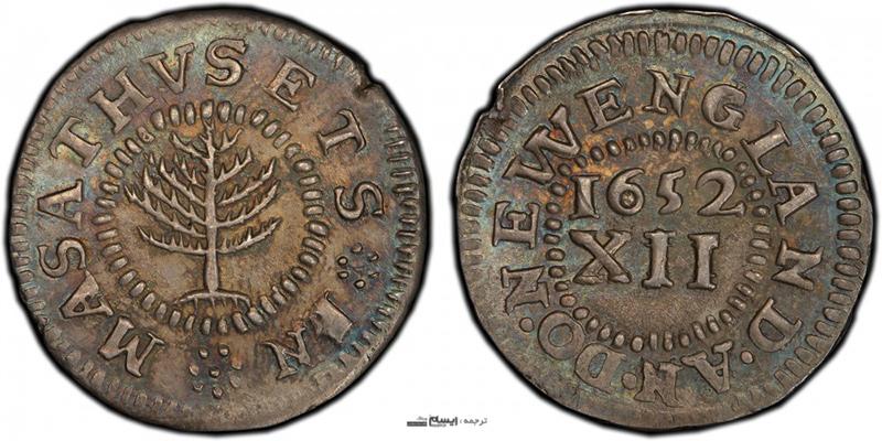 کلکسیون سکه Smithsonian Institution