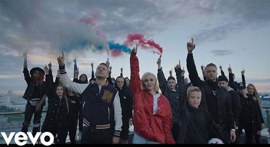 دانلود آهنگ جام جهانی 2018 روسیه