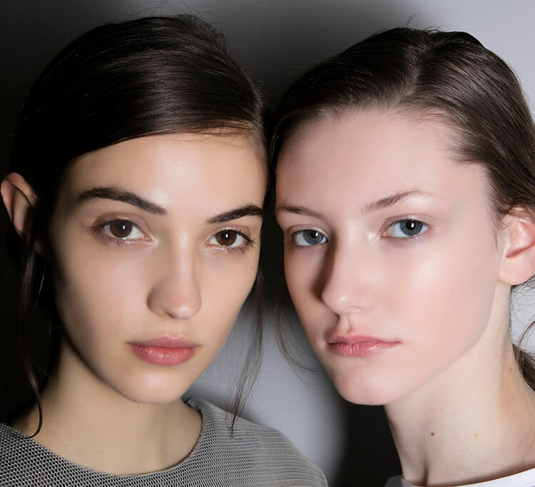 چگونه بدون آرایش صورتی زیبا داشته باشیم