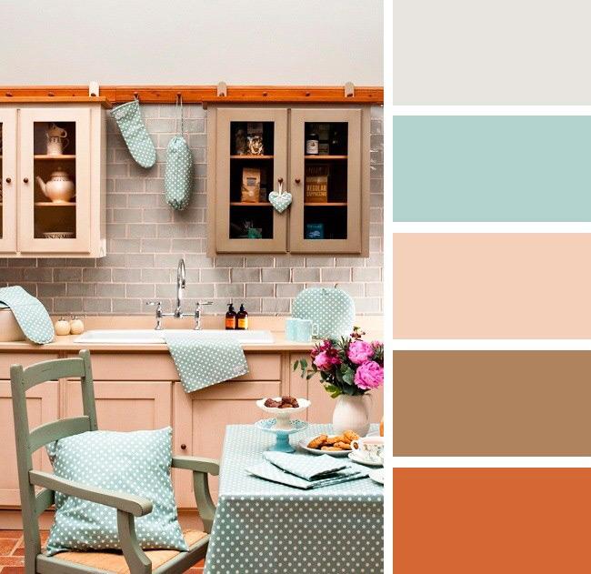 رنگ آمیزی دکوراسیون آشپزخانه