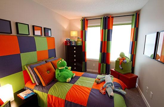 آموزش انتخاب درست رنگ ها برای دکوراسیون داخلی منزل