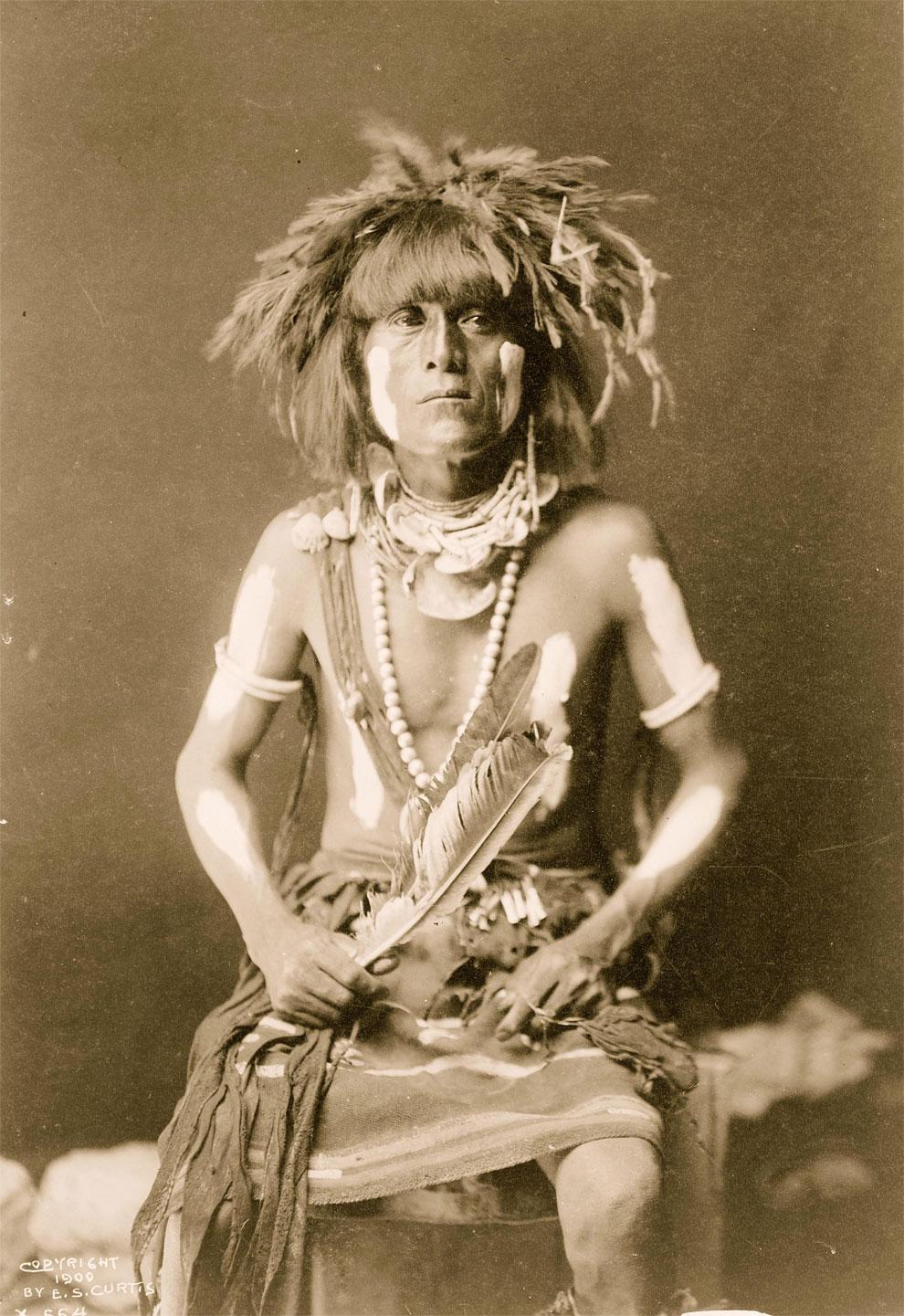 سرخپوستان آمریکا در دهه 1900