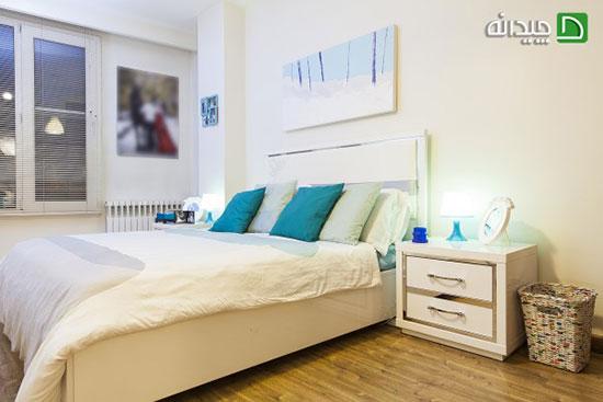 نکته های مهم برای دکوراسیون اتاق خواب