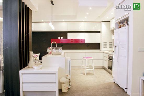 نکته های مهم برای طراحی دکوراسیون آشپزخانه