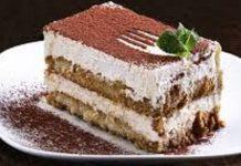 طرز تهیه کیک ایتالیایی تیرامیسو