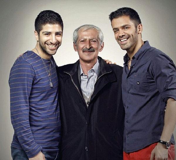 سیروان و پدرش و برادرش زانیار خسروی