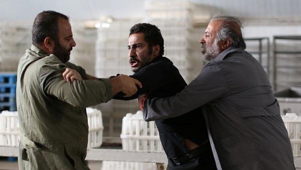 نوید محمد زاده در فیلم بدون تاریخ، بدون امضا