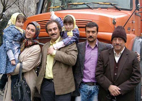ریما رامین فر و محسن تنابنده در سریال پایتخت