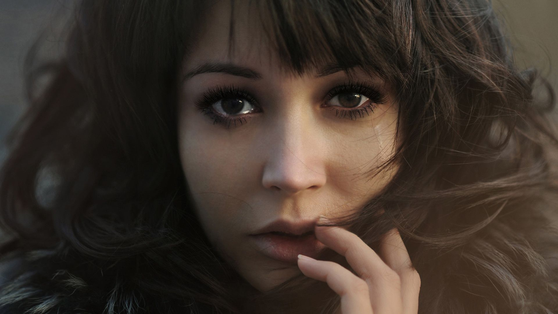 عکس دختر گریان تنها و غمگین عاشق برای پروفایل