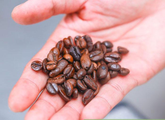 فواید شستن موها با قهوه