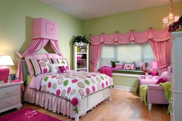 جدیدترین دکوراسیون اتاق خواب دخترانه نوجوان