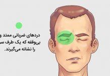 چگونه سردرد خود را درمان کنیم؟
