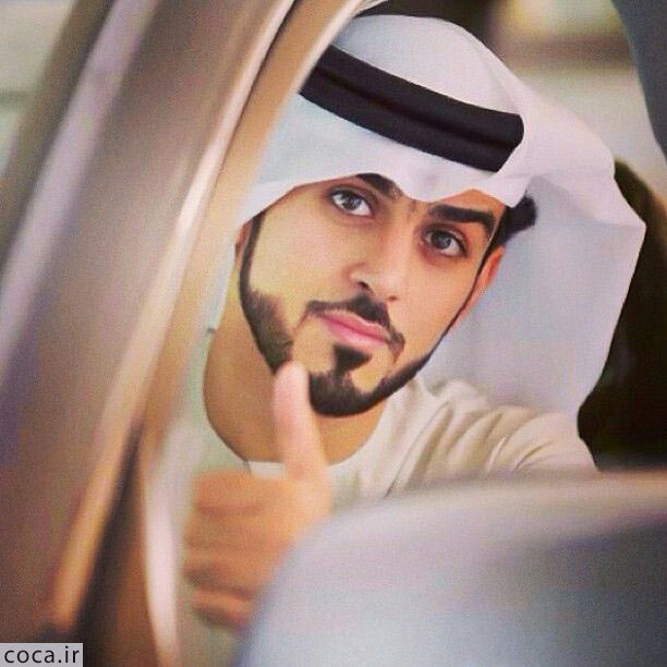 مدل خط ریش عربی
