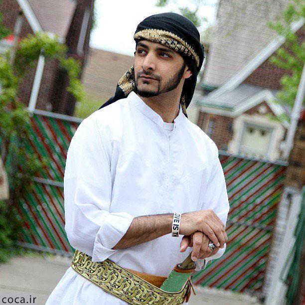 مدل ریش و سبیل مردانه عربی