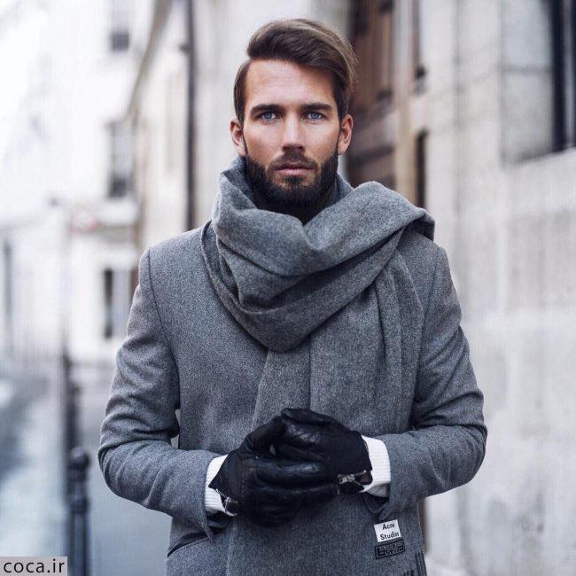 مدل ریش کوتاه مردانه شیک 2017