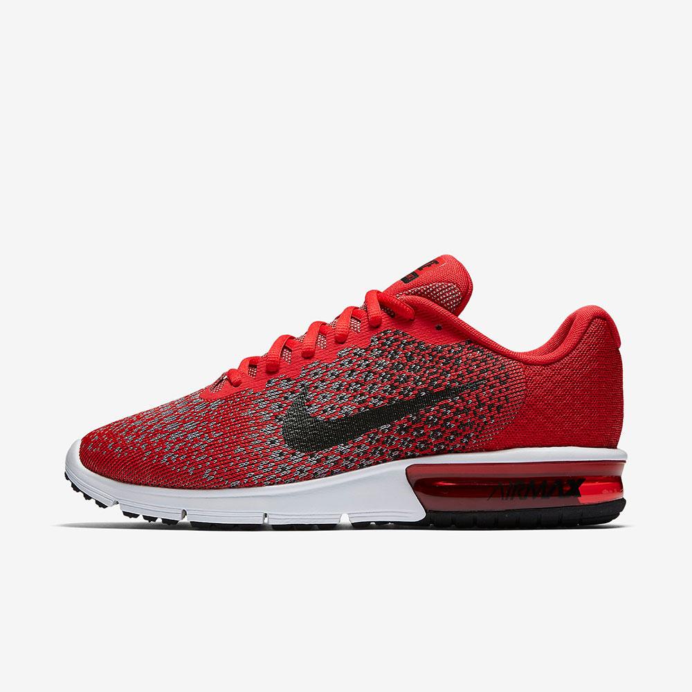 کفش اسپرت مردانه قرمز