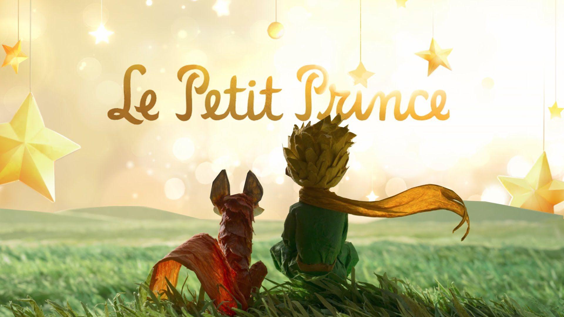 دیالوگ های ماندگار و متن هایی از کتاب شازده کوچولو : the little prince