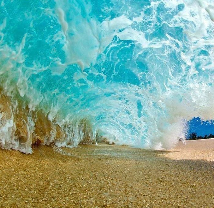 زیر موج