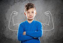 چگونه اعتماد به نفس بچه ها را تقویت بالا ببریم؟