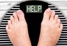کاهش وزن ناگهانی چقدر است