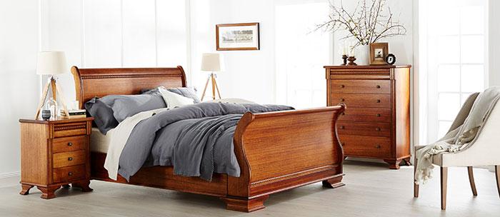 مدل تخت خواب ساده دو نفره