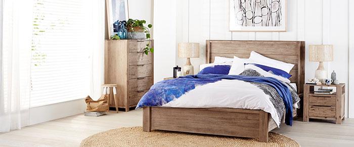 مدل تخت خواب چوبی کلاسیک