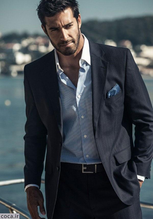مدل ریش کوتاه ایتالیایی